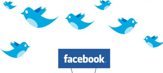 Vender más por Facebook y Twitter