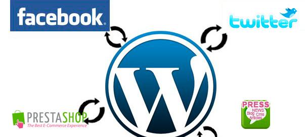 Opciones para usar un blog con Prestashop