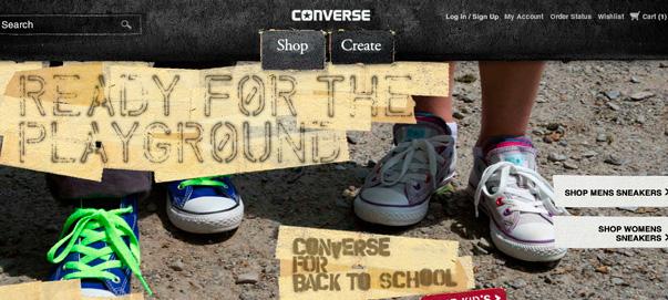 Tienda de la semana: Converse