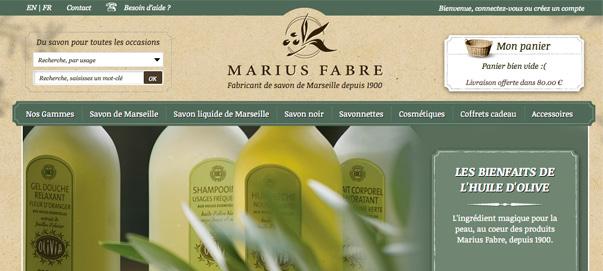 Tienda de la semana: Marius Fabre