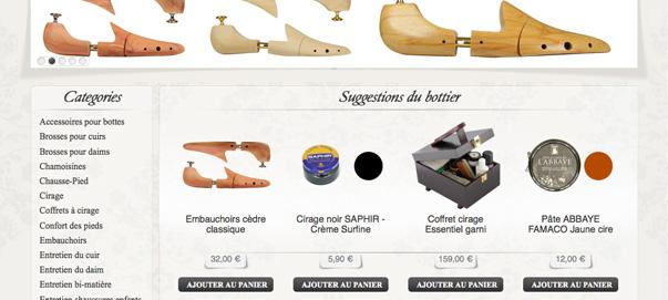 Tienda de la semana: Monsieur Chaussure