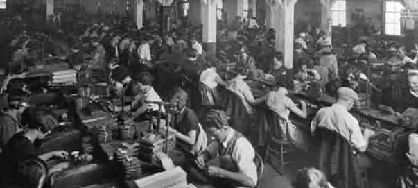 Proveedores del siglo XIX, despertar y descubrir la tecnología