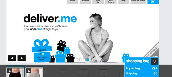 Tienda de la semana: Under.me