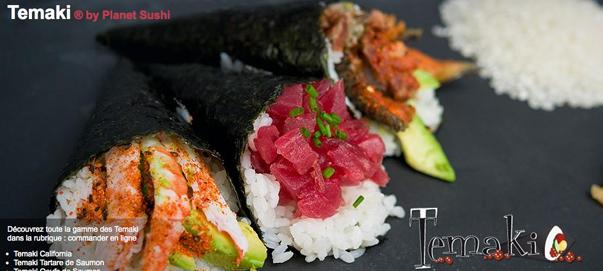 Tienda de la semana: Planet Sushi