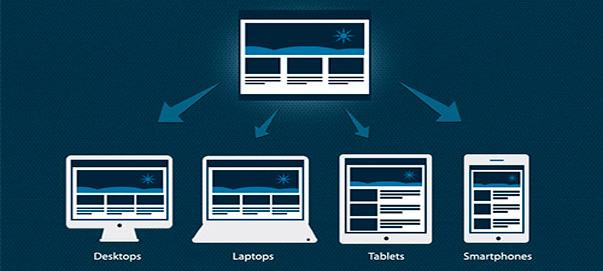 Diseñar una página web mediante responsive web