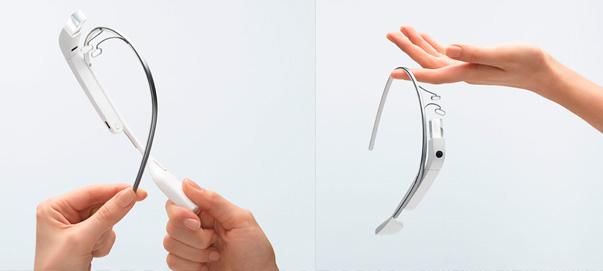 Google Glass, gafas de realidad aumentada