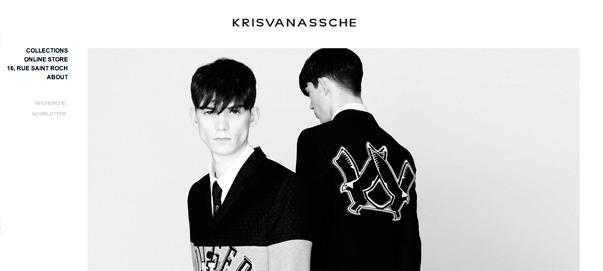 Tienda de la Semana Moda: Krisvanassche