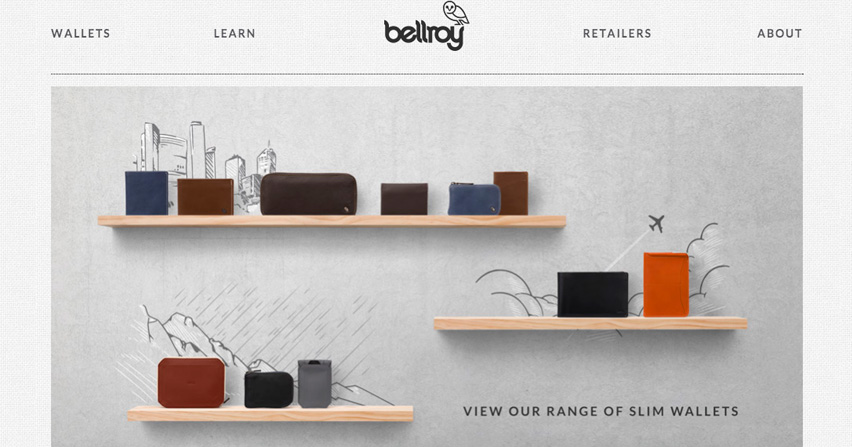 Tienda de la semana: Bellroy