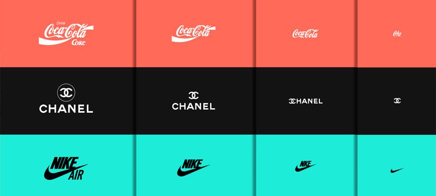 Logos responsive, el diseño también se adapta a los móviles