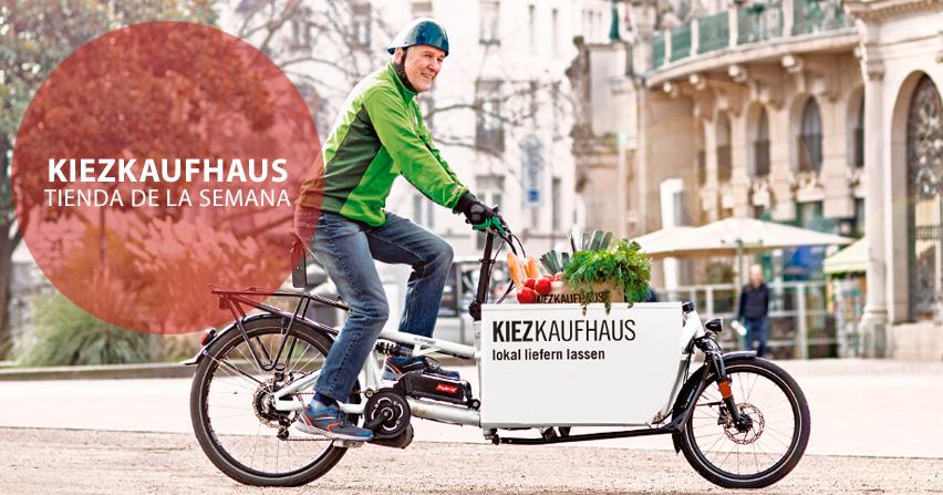 Tienda de la semana: Kiezkaufhaus