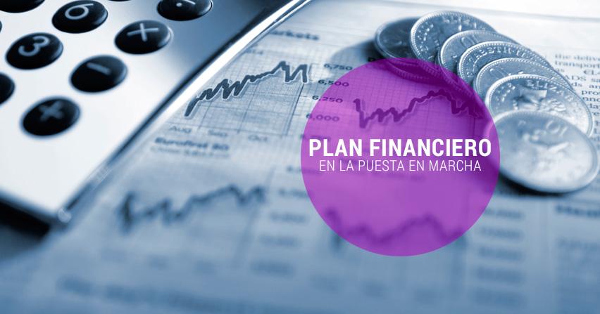 El plan financiero en la puesta en marcha de una starup
