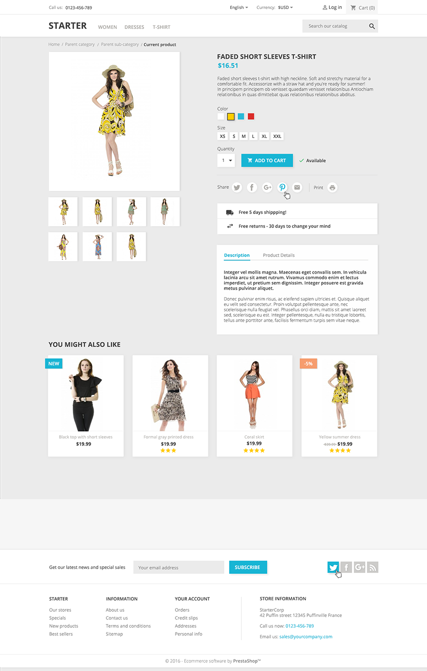 Prestashop-1.7-default-theme-product