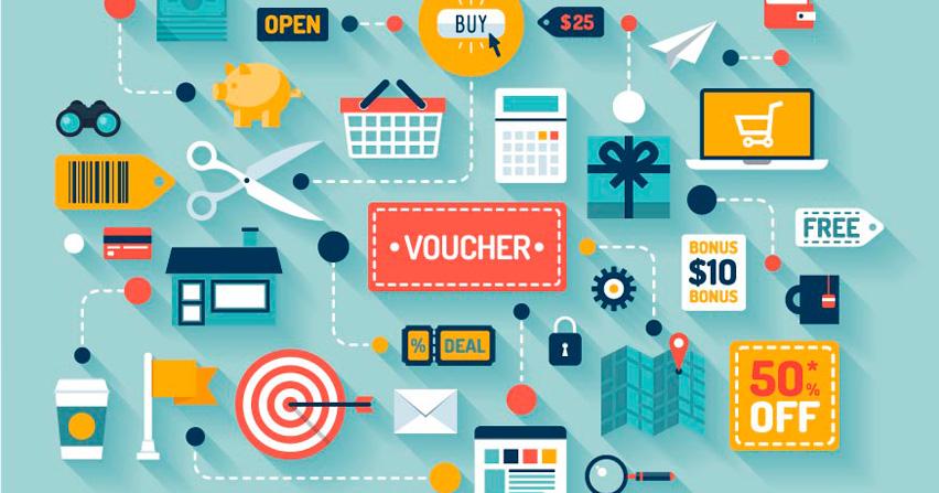 Como usar vales descuento para aumentar tus ventas online