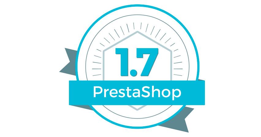 Nueva versión de Prestashop 1.7 Alpha 3 de test
