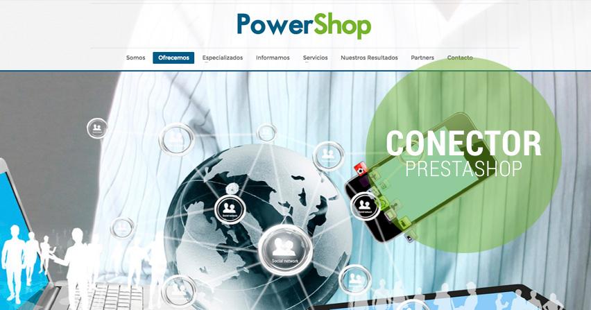 Módulo Conector Prestashop con Powershop