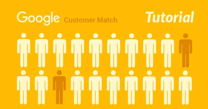 Tutorial, como configurar Google Customer Match