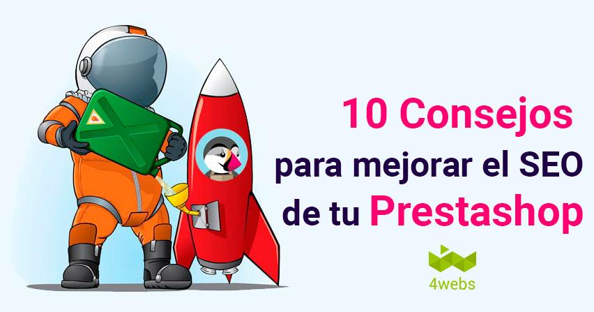 10 Consejos para mejorar el SEO de tu tienda Prestashop
