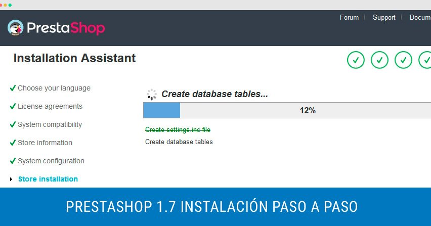 Como instalar Prestashop 1.7 paso a paso