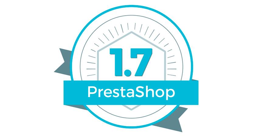 Prestashop Release Candidate 1.7 Novedades