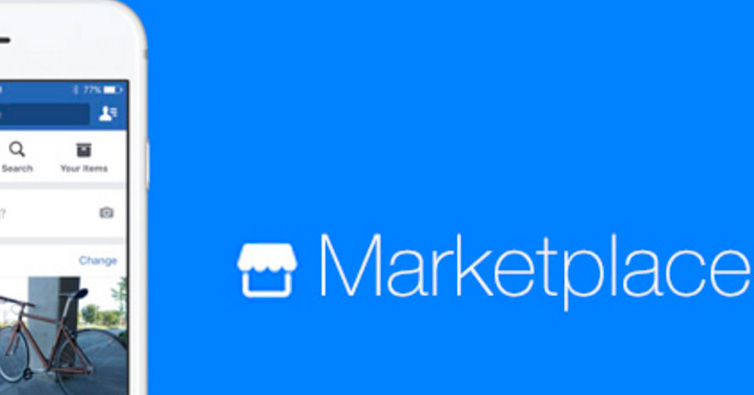 Facebook abre su marketplace como Amazon y Ebay