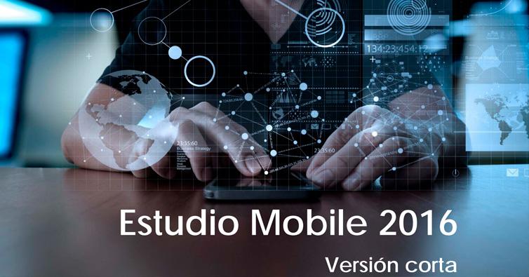 Estudio ecommerce MOBILE 2016