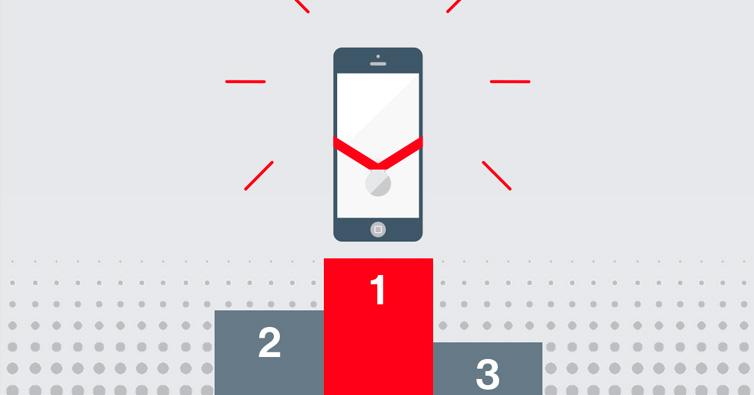 Tendencias diseño web, Mobile First para 2017