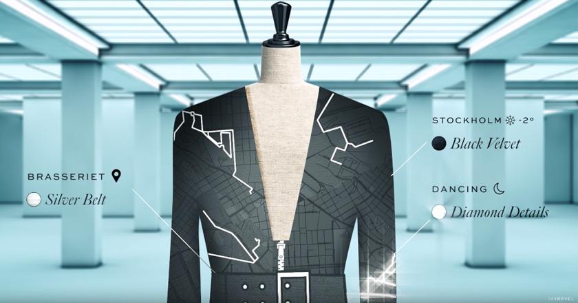 Google e Ivyrevel de H&M crearán ropa a partir de tus datos de navegación