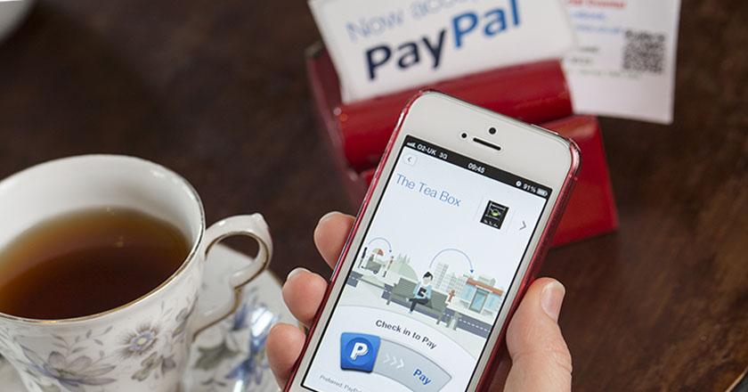 PayPal integra el pago de facturas a través de los dispositivos móviles
