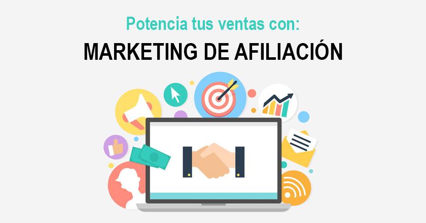 Potencia las ventas de tu tienda online con marketing de afiliados