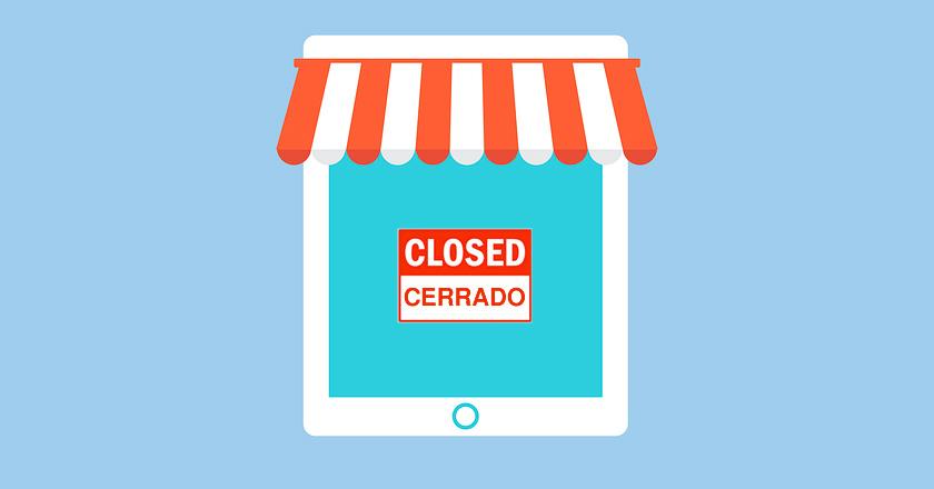 Cómo cerrar tu tienda online temporalmente sin que afecte al SEO