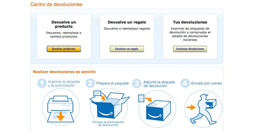 La nueva política de devoluciones de Amazon enfada (mucho) a las pymes