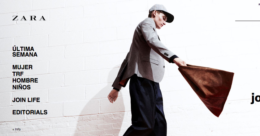 Zara ofrece entregas «Same Day» para competir con Amazon y El Corte Inglés
