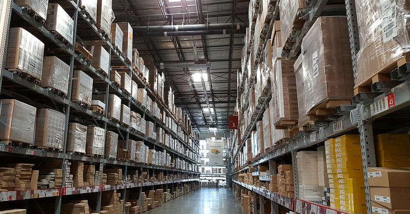 Trucos de almacenaje de productos para ecommerce