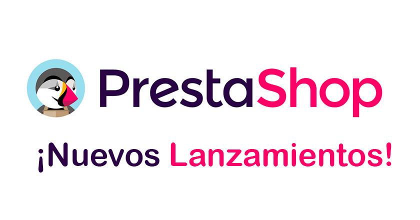 Calendario de lanzamientos de las versiones Prestashop 1.7 para 2018