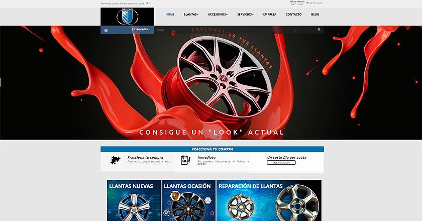 Selcus Wheels: el caso de éxito de esta tienda online de llantas