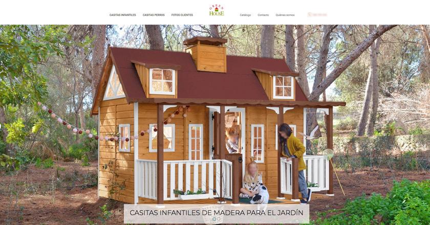 Casas Green House, el portal internacional de casitas de madera