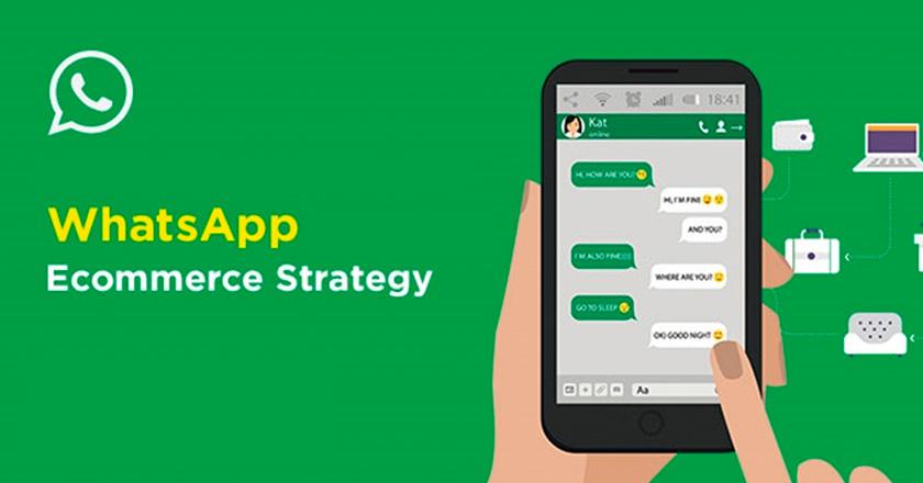 WhatsApp para comercio electrónico