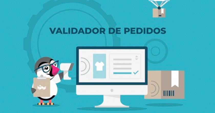 Módulo validador de pedidos