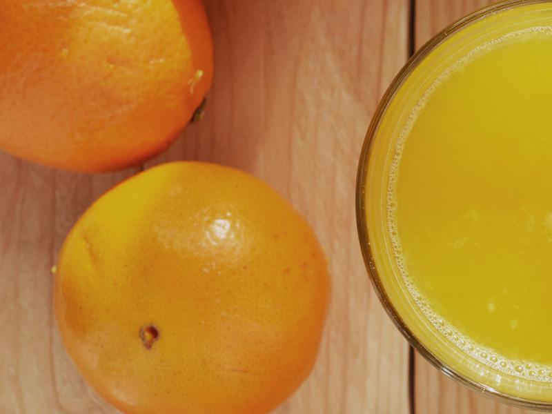 Me gusta la naranja