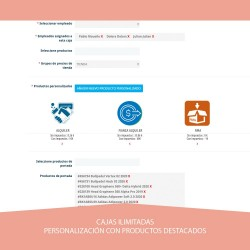 Prestapos: Point of Sale for stores