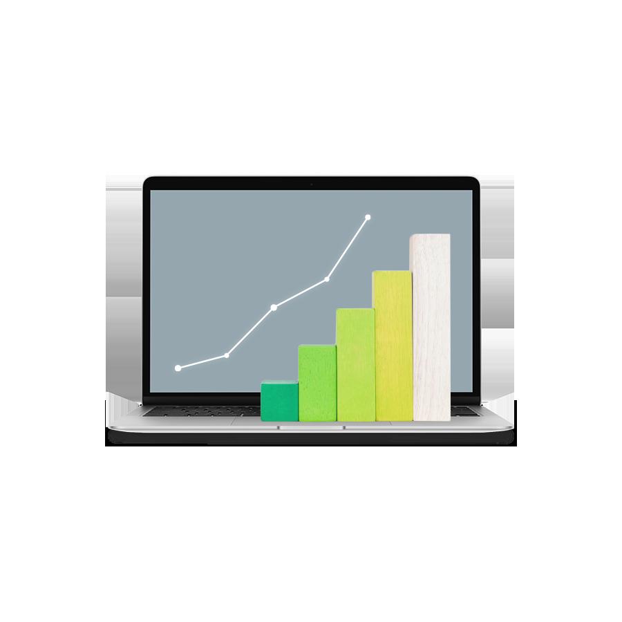 Estadísticas de venta, predicciones